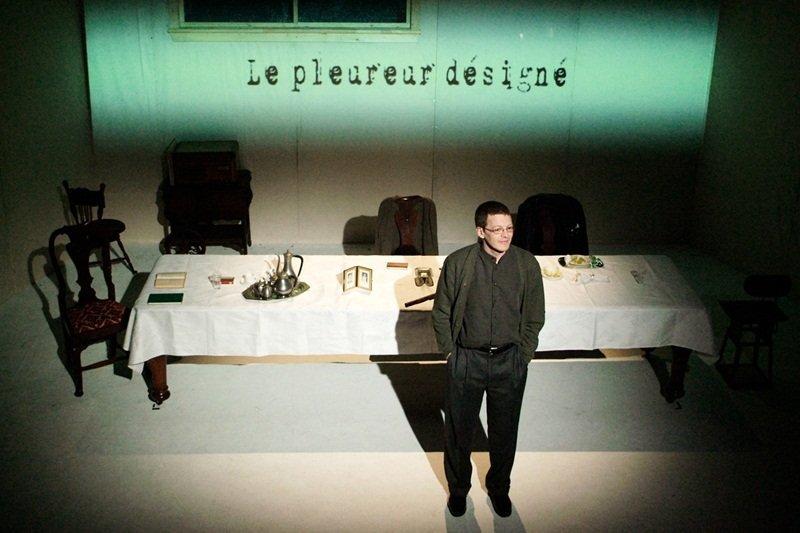 Le Pleureur Désigné, The Other Theatre